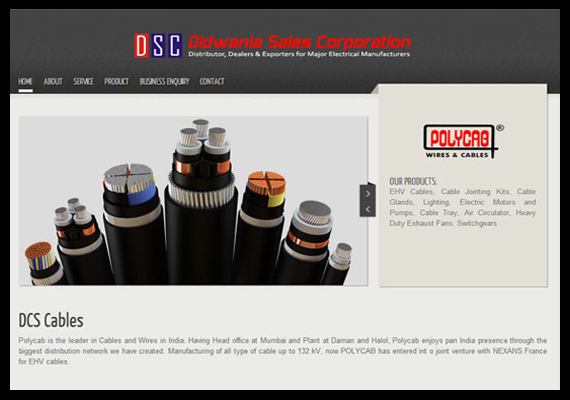 Our ongoing website..